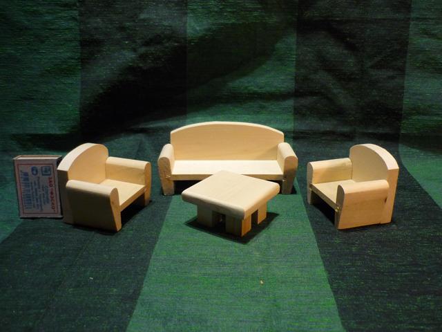 Мебель из картона или бумаги своими руками 538